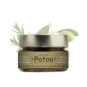 POTOU Olivencreme 100g - Loyal Taste