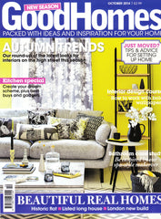 Good Homes Magazine October 2014