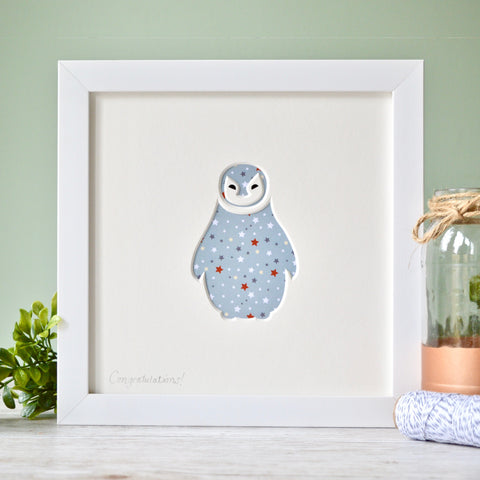 New Baby Penguin Artwork