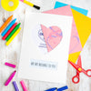 Child's Artwork Keepsake Kit