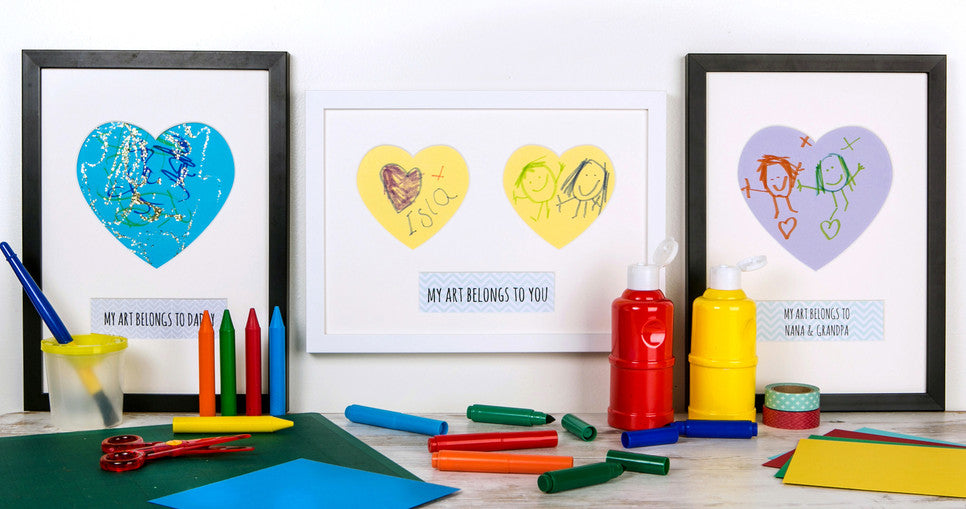 My Art Children's Art Picture Kits