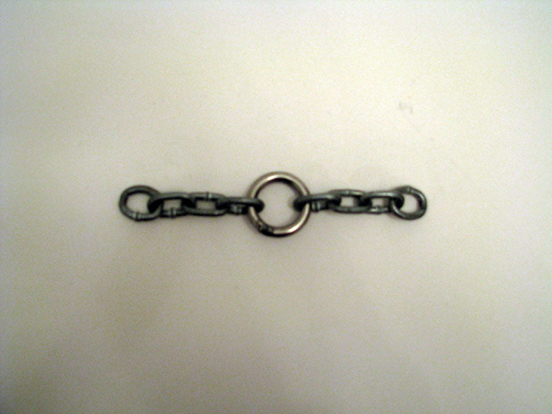 Stainless Ring Chain Mouthpiece