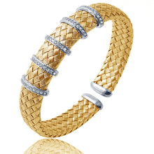 Load image into Gallery viewer, Montecchio 12MM Charles Garnier Cuff