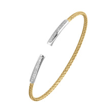 Load image into Gallery viewer, Kara 2MM Charles Garnier Cuff