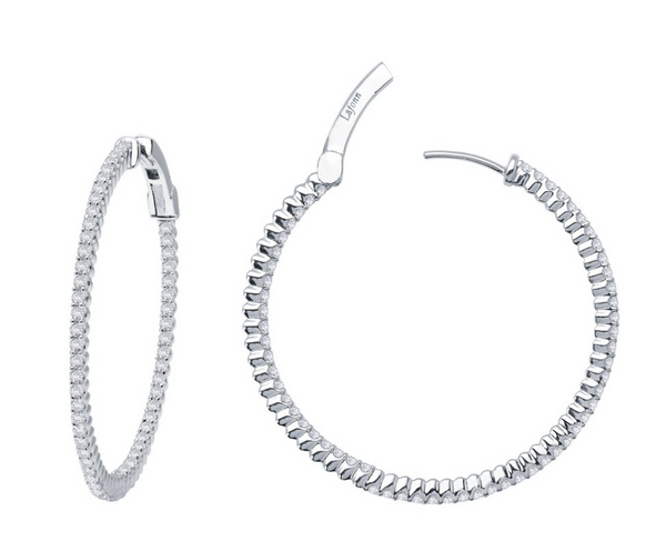Classic Inside Out Hoops