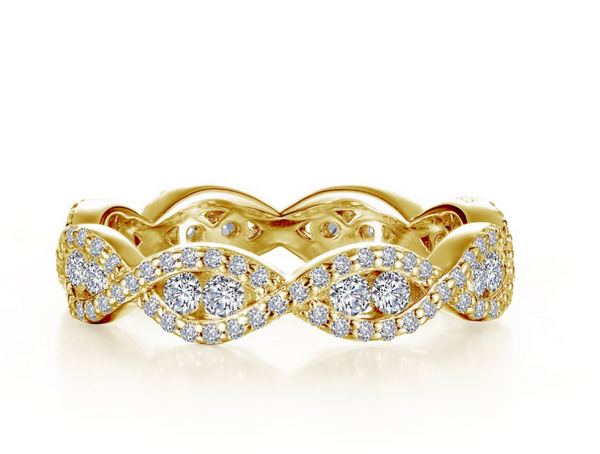 Weave Eternity Band