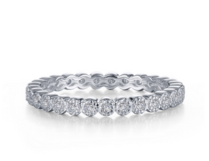 Round Eternity Band