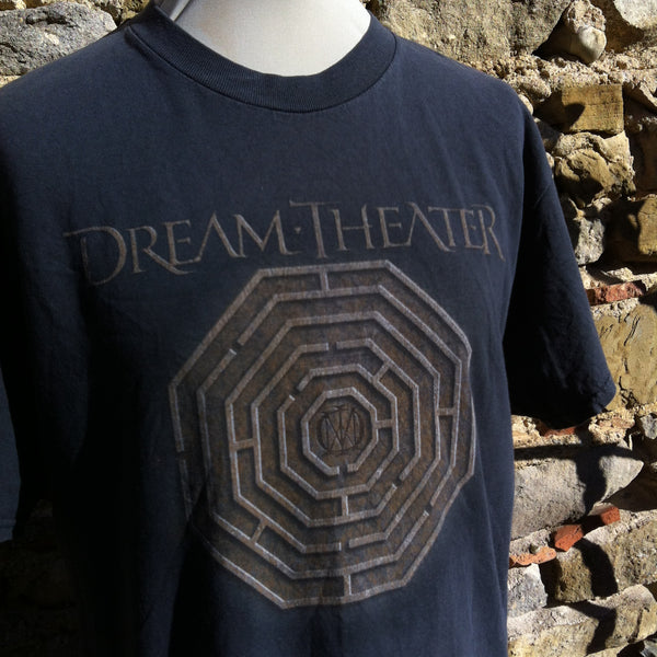 Vintage Dream Theatre printed Top