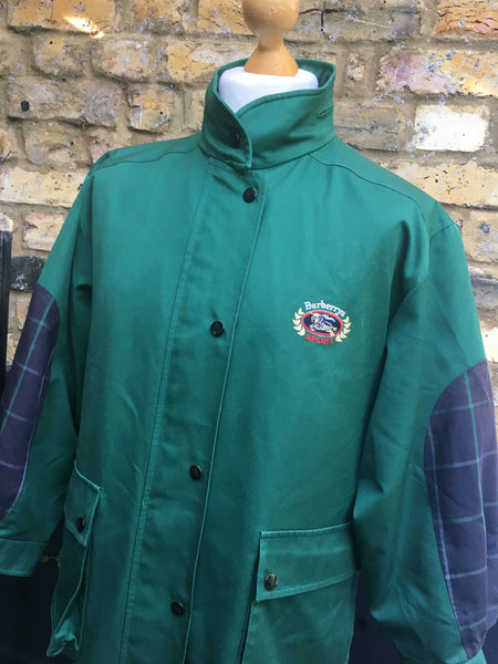 Vintage Burberry's Sport Mac Jacket (S)