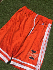 Vintage Orange Champion Shorts (M)