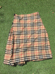 wool Burberry's Skirt (UK12/14)