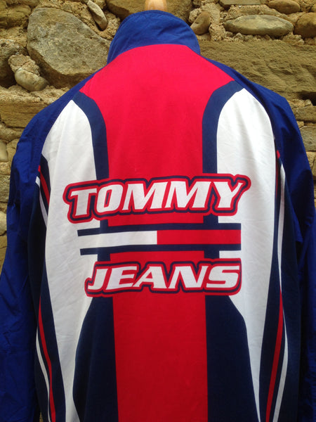 Vintage big logo Tommy Jeans Jacket