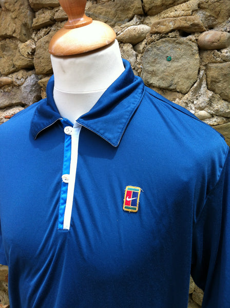 Vintage Nike Fit Polo Top (M)