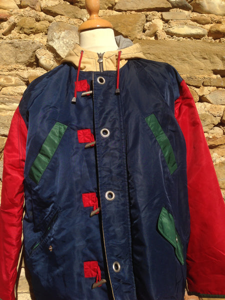 Vintage brigade Naf Naf League Jacket (M/L)