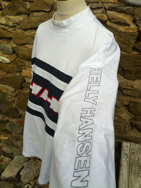 Vintage Helly Hansen patch long Sleeve Top