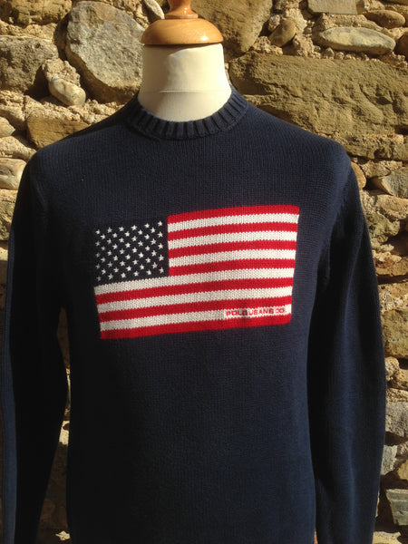 Polo Jeans US Flag knit