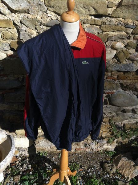 Vintage sunset mix Lacoste Tracksuit