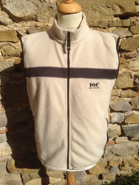 Helly Hansen fleece gillet (S)
