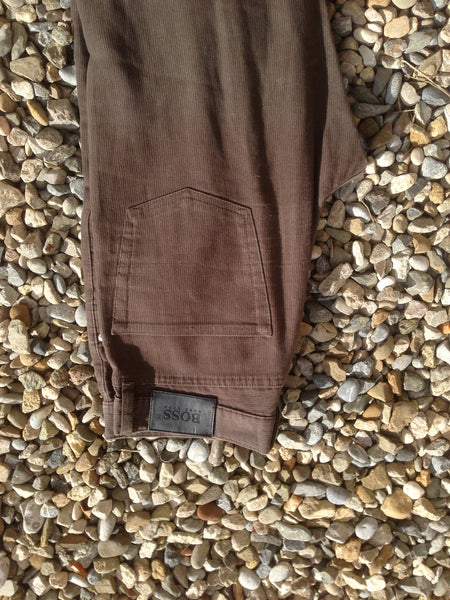 Vintage Boss Corduroy Trousers (31/34)