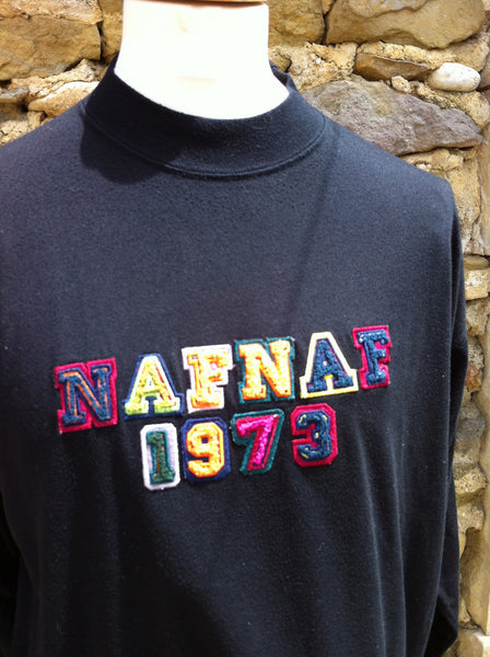 Vintage Naf Naf Long Sleeve Top
