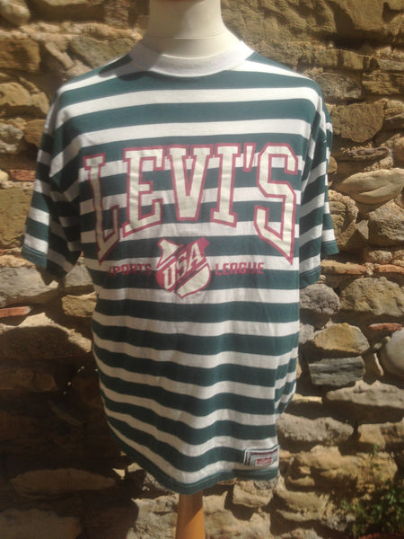 Vintage Levi's Sports League Top