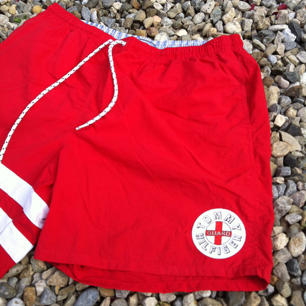 Tommy Lifeguard Shorts (M or L)