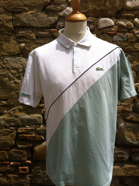 Lacoste Green Wave Polo (M)