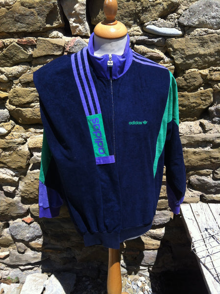 Vintage early Adidas Two Piece