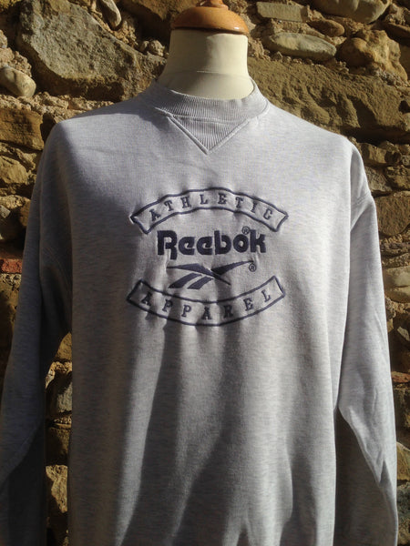 Vintage Reebok Apparel Sweater