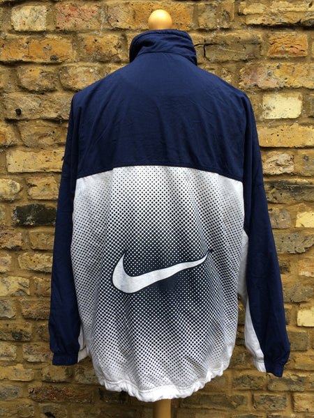 Vintage Nike pebbled Light Jacket (L)