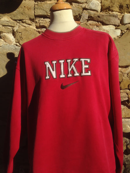 Vintage Nike college font Sweater