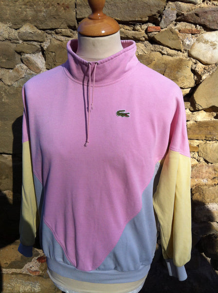 Vintage early Pastel Lacoste Sweater