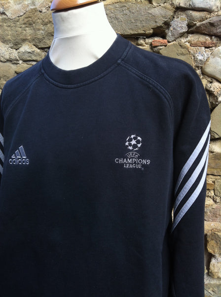 Vintage Adidas x Champions League Pullover