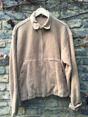 Vintage Brown Polo Sport fleece Jacket