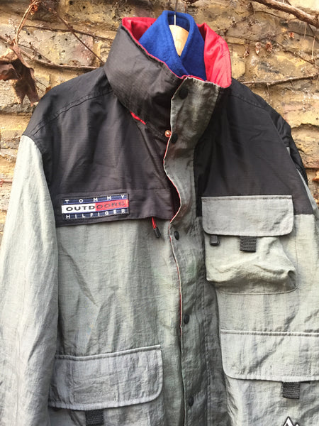 Vintage Hilfiger Outdoors fleece Jacket