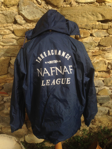 Vintage Naf Naf League Mac (L/XL)