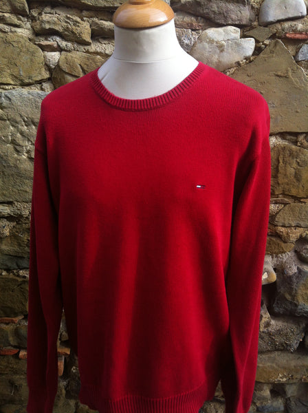 Cherry Hilfiger knitwear Sweater (XL)