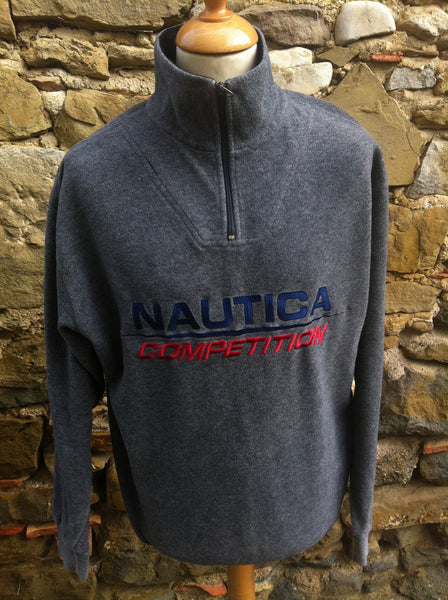 Vintage Nautica Competition Fleece