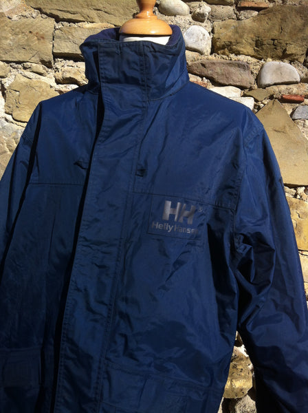 Block Navy Helly Hansen Jacket