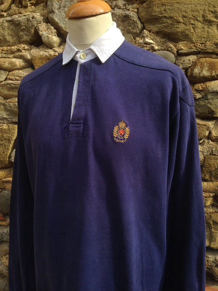 Vintage Polo crest long sleeve