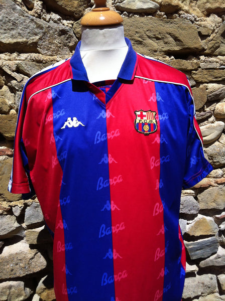 All over Kappa x Barcelona Shirt