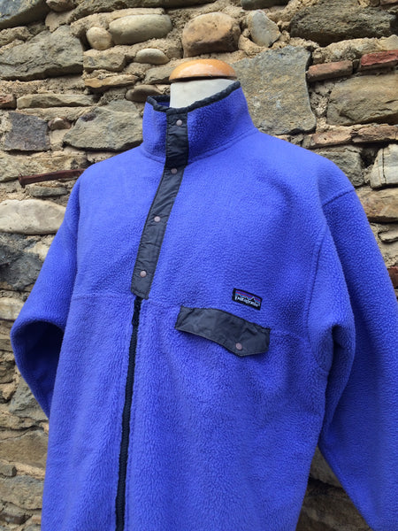 Vintage Purple Patagonia Fleece (M/L)