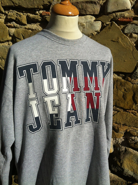 Vintage block Tommy Jeans Sweater