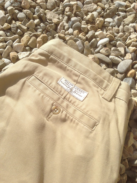 Tanned Polo Chino Trousers (31/34)