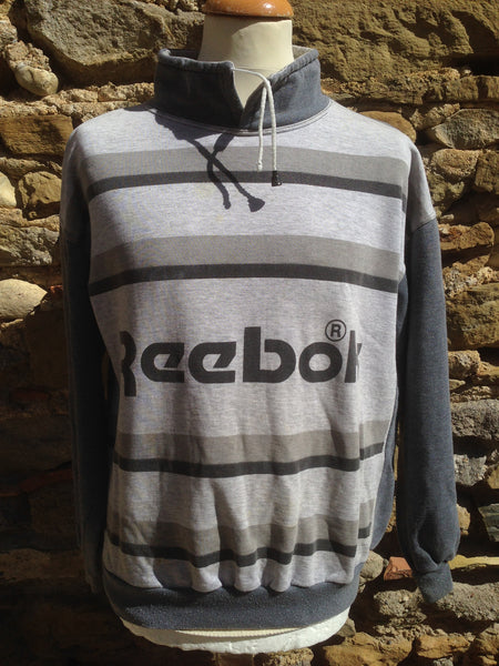 Vintage mixed Grey Reebok Sweater (S)