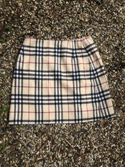 Burberry nova Skirt (UK12)