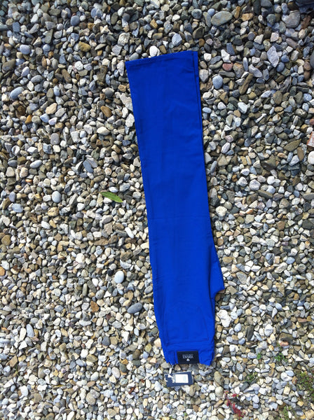 Electric Blue Versace Trousers