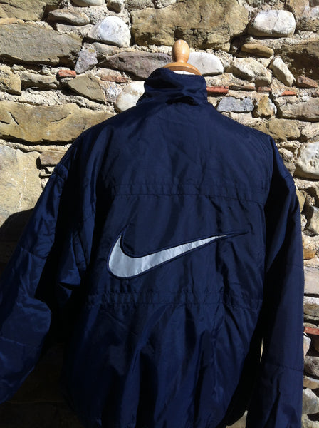 Reversible Nike Bomber Jacket