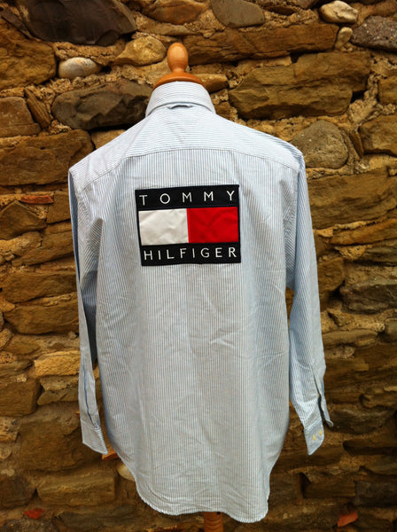 Tommy Hilfiger Fabricated Logo Shirt