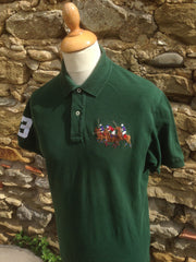 3 horseman Polo Shirt